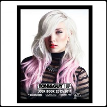 TONI&GUY LOOKBOOK 50/50 COLLECTION 2013/14