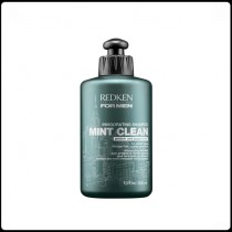 Mint clean invigorating shampoo for men(300ML)