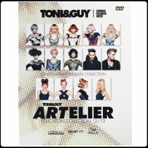 TONI&GUY ARTELIER COLLECTION 2012/13 DVD