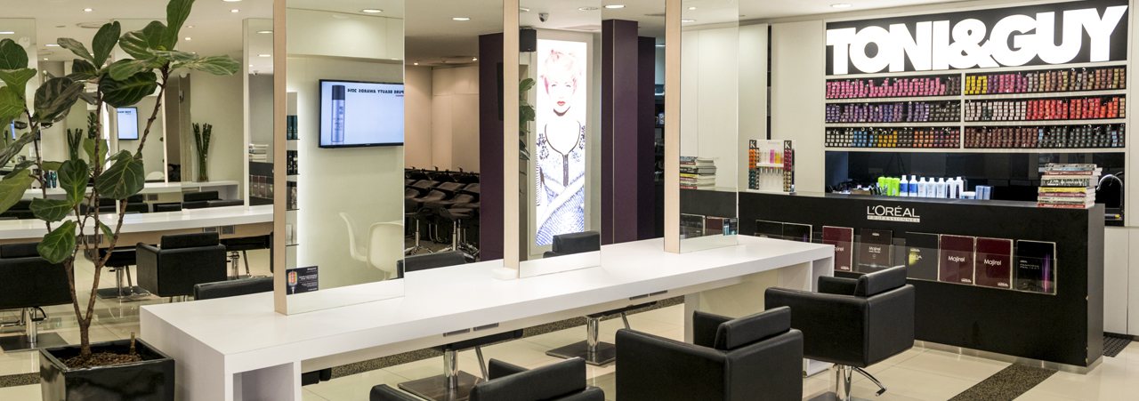 TONI&GUY Hair Salon - Mandarin Gallery, Singapore