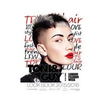 TONI&GUY Socialized Look Book 2015/16