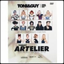 TONI&GUY ARTELIER COLLECTION 2012/13 DVD