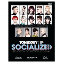 TONI&GUY DVD SOCIALIZED 2015/2016